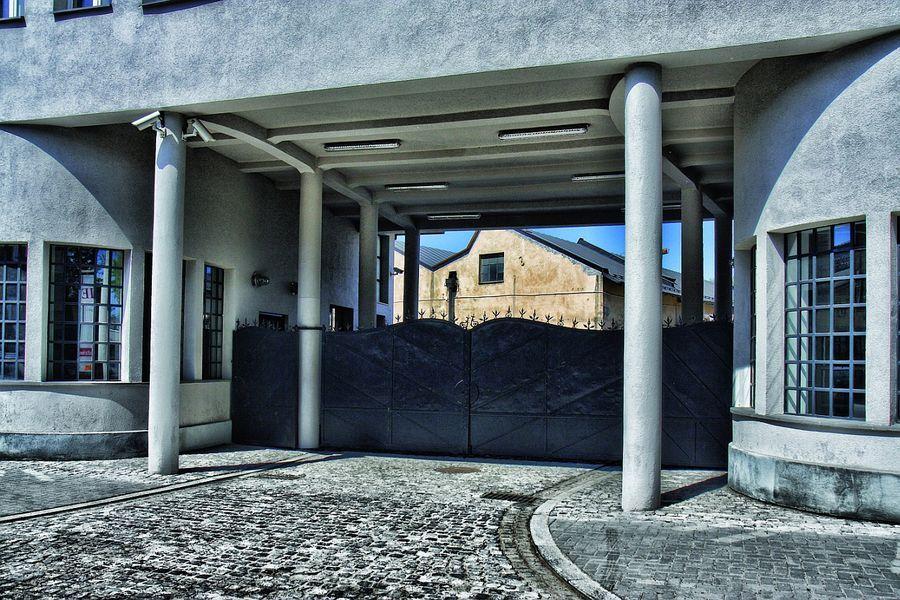 Schindler's Factory Gate